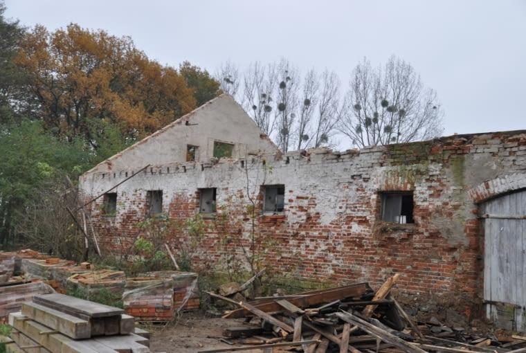 Nowy hotel w starej stodole