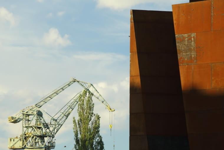 Europejskie Centrum Solidarności w Gdańsku, proj. FORT