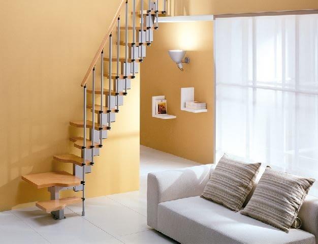 kacze schody, schody na poddasze, schody wewnętrzne