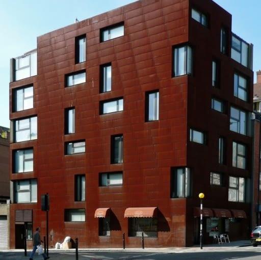 Gazzano House, Londyn, Wielka Brytania, 2005, proj. Amin Taha Architects