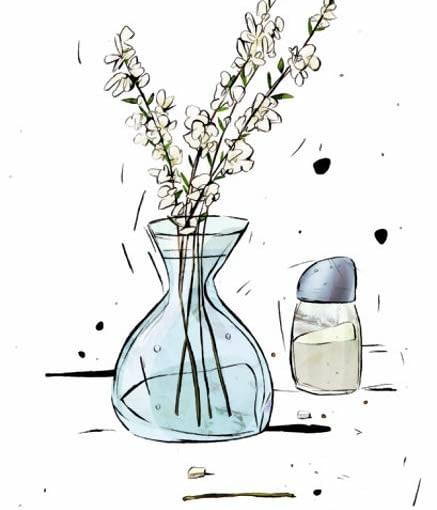Wiosna na Boże Narodzenie: Bardzo stęsknionym za kwiatami ogrodowymi proponujemy zabawę w przyspieszanie kwitnienia gałązek drzew owocowych. Na początku grudnia ścinamy kilka pędów wiśni, czereśni lub mirabelki. Ich końcówki przycinamy skośnie i umieszczamy w wazonie z ciepłą wodą z dodatkiem szczypty soli. Ustawiamy wazon w jasnym miejscu i codziennie rano i wieczorem zmieniamy wodę (zawsze musi być ciepła i z solą). Po 3-4 tygodniach powinny rozkwitnąć na nich kwiaty.
