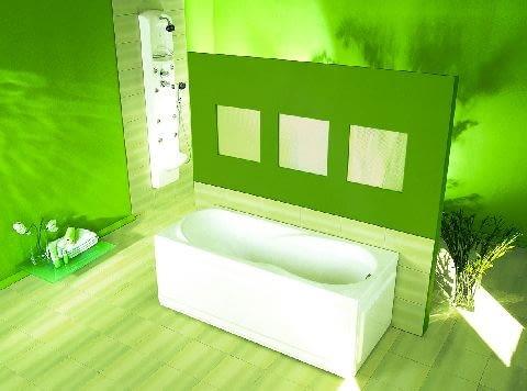 Do malowania ścian w kuchni i łazience najlepiej zastosować farbę odporną na szorowanie na mokro
