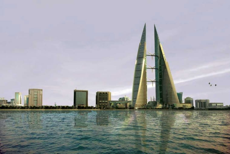wieżowiec, wieżowce, Emporis Skyscraper Awards, Bahrain World Trade Center