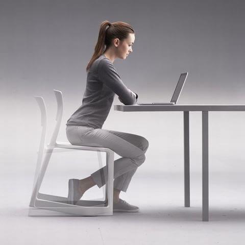 Tip Ton, krzesło, Vitra