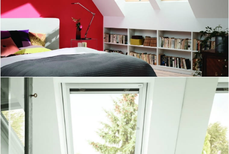WYCENA FIRMY Velux www.velux.pl Propozycja 1. Wariant podstawowy (według obecnych warunków technicznych) Do sypialni - okno drewniane GZL z górnym systemem lub dolnym systemem otwierania z szybą energooszczędną hartowaną, moduł lub klapa wentylacyjna; Uw = 1,4 W/(m2K); kołnierz z aluminium do montażu dwóch okien w dachówce ceramicznej o profilu maks. 45 mm Do łazienki - okno drewniano-poliuretanowe GLU z górnym systemem z szybą energooszczędną hartowaną i laminowaną klasy P2A, klapa wentylacyjna, odporne na wilgoć; Uw = 1,3 W/(m2K); kołnierz z aluminium do pojedyncznego montażu w dachówce o profilu maks. 45 mm Cena: 8782 zł (okna z kołnierzami)