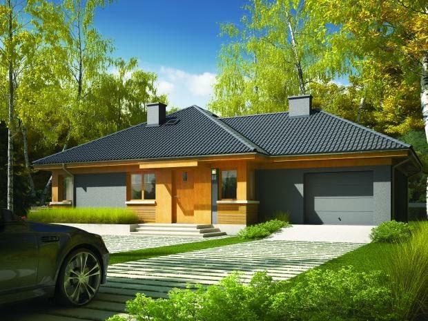 projekt domu w projekcie MdM