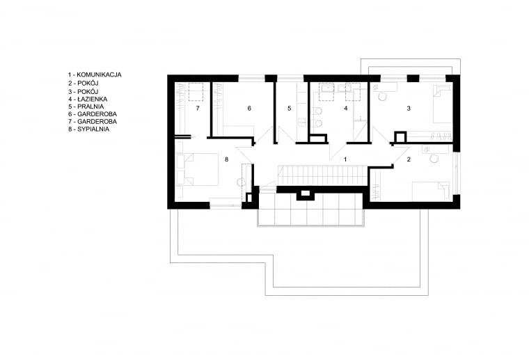 Dom jednorodzinny w Rembertowie