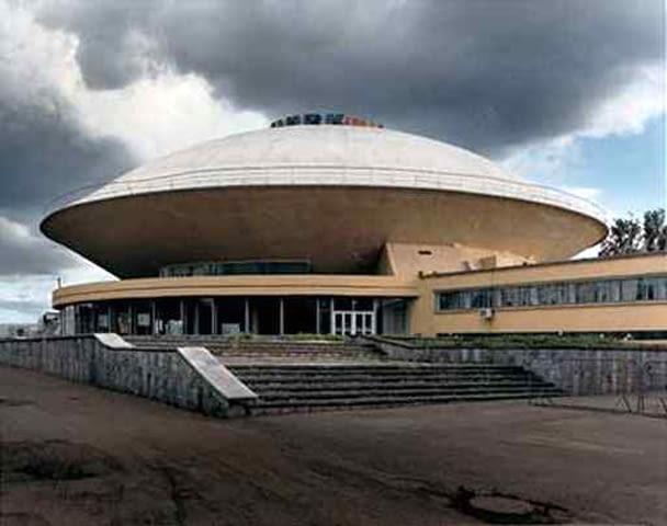rosja, modernizm, architektura, bloki, zabytek, pałac kultury, ukraina, biurowiec, budynek