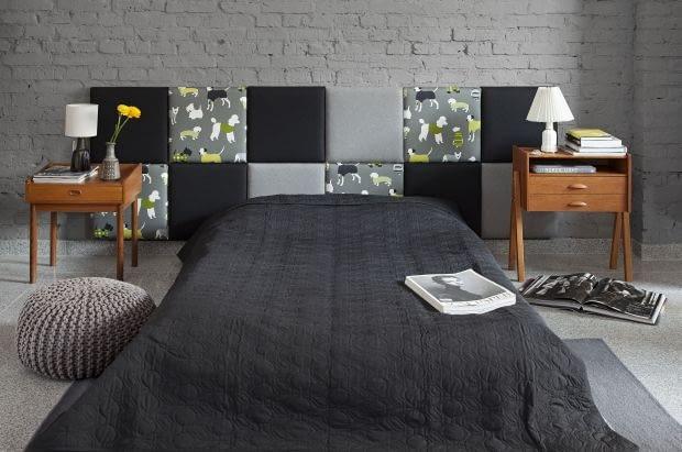 made for bed, zagłówki, sypialnia, zagłówek do łóżka