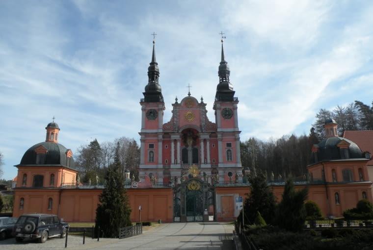 Kościół Nawiedzenia Najświętszej Marii Panny w Świętej Lipce