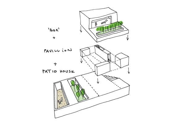 bevk perovic arhitekti, haus d, ljubljana, dom, dom jednorodzinny, architektura