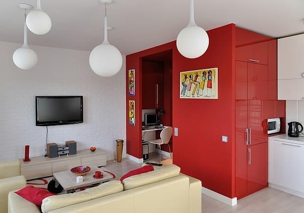 nowoczesne mieszkanie, jak urządzić mieszkanie, mieszkanie w stylu loft, miniloft