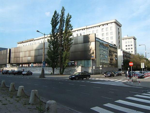 Gmach NBP w Warszawie