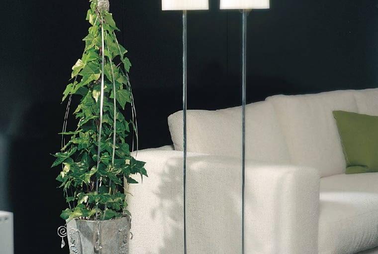 pomysł na choinkę, choinka z bluszczu, pomysł na świąteczne drzewko