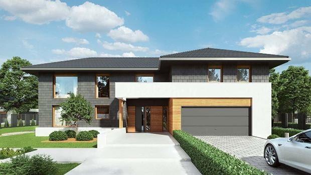 Projekty domów okazałych