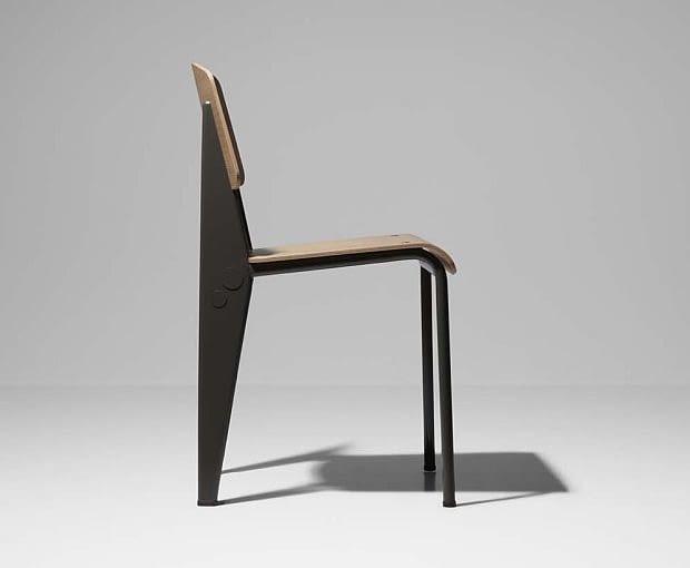 Krzesło Standard (1934/50), proj. Jean Prouve