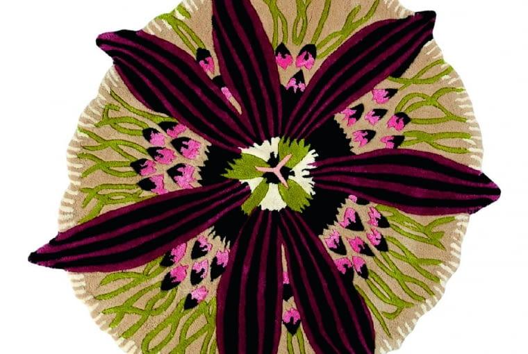 Pora kwitnienia. Dywan kwiatek, czyli Tappeto-fiore, Missoni Home, missoni.com