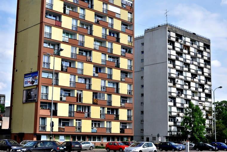 Budynki Mieszkalne Anilana i Lokator, proj. Bolesław Kardaszewski