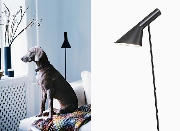 Lampa AJ, Arne Jacobsen