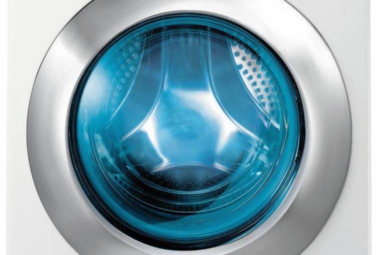 PRALKO-SUSZARKI. Pojemna, DWD-E1211R, wsad 10 kg/6 kg, zużycie wody 130 l, zużycie prądu - bd, wirowanie maks. 1200 obr./min, 1 program suszenia, 63 x 75,5 cm, wys. 95 cm, 2999 zł, Daewoo
