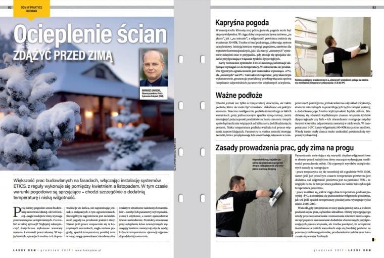 Nowy numer miesięcznika 'Ładny Dom'