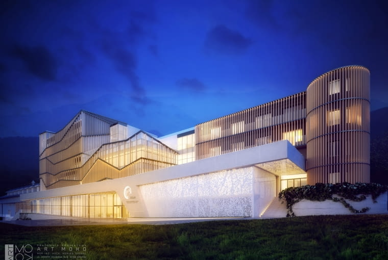 Hotel Solar - plany przebudowy