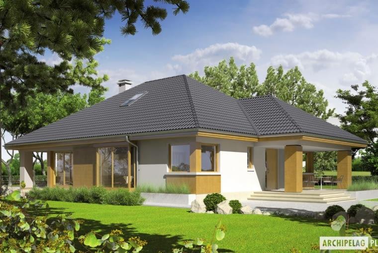 Projekt domu Glen III
