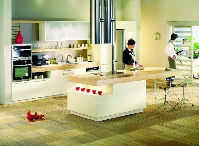 Wydajność i moc okapu powinna być dopasowana do kubatury kuchni