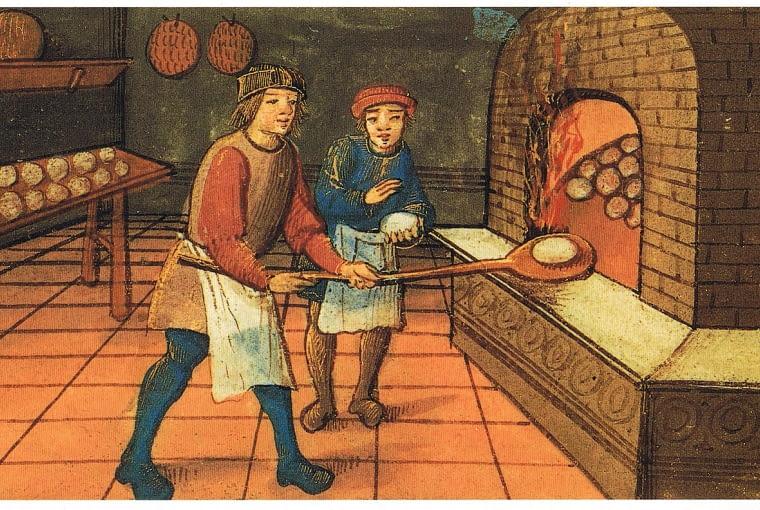 Kuchnia średniowieczna