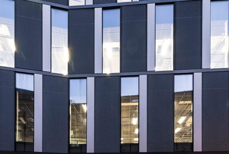Biurowiec przy ulicy Za Bramką w Poznaniu, projekt: Ultra Architects