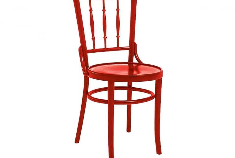 KLASYK W PĄSACH. Krzesło Hertford, drewno, 569 zł, sfmeble.pl