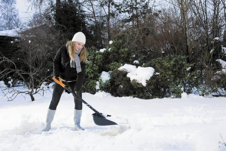 SLOWA KLUCZOWE: Fiskars Snowtools '09