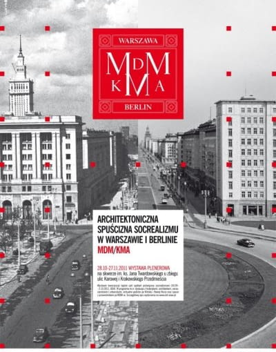 Plakat MDM