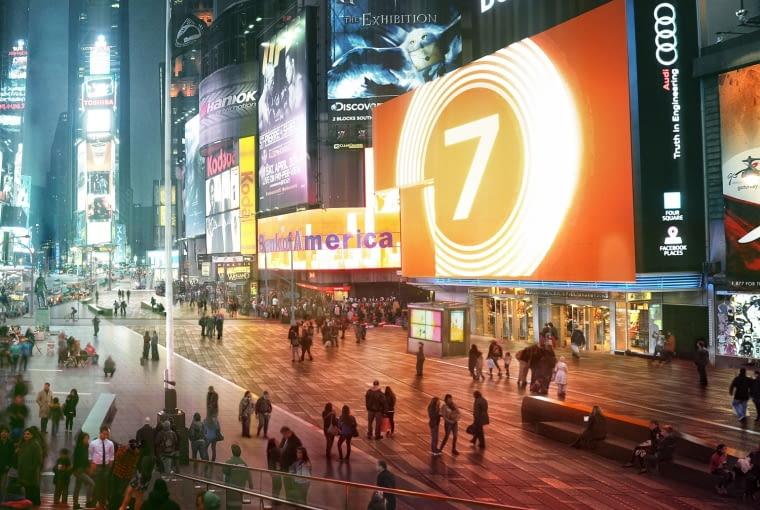Przebudowa Times Square w Nowym Yorku, projekt: Snohetta