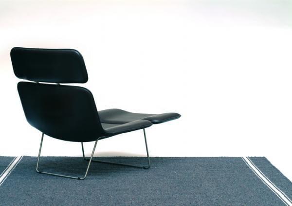 Spring chair; projekt: bracia Bouroullec dla Cappellini
