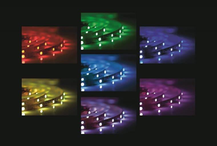 AJE-150L5050RGBI, taśma LED, Active Jet, oświetlenie łazienki