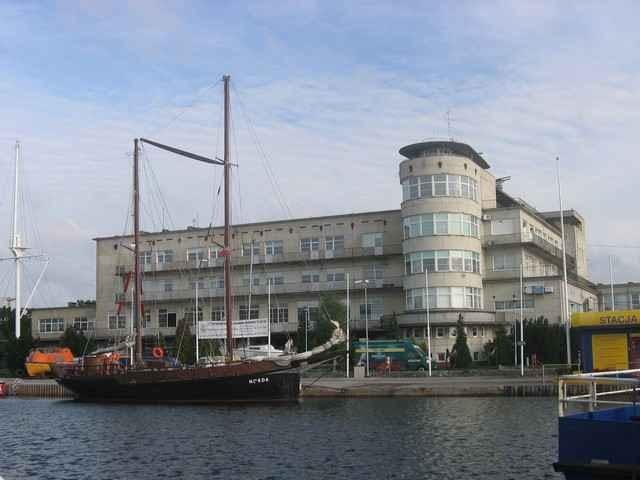 brylanty, modernizm, modernizacja, zabytek, miasto, gdynia, port, polska