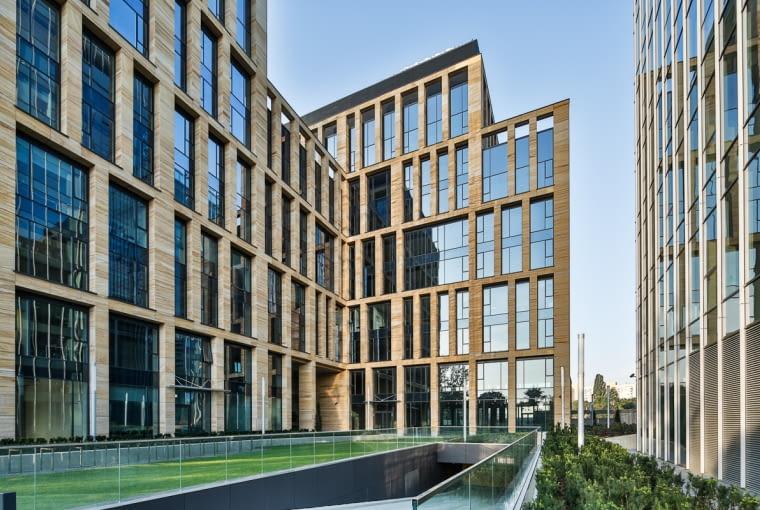 Zespół budynków biurowych Gdański Business Center I