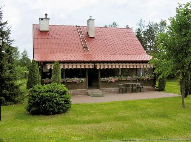 dom drewniany,dom z bali,dom letniskowy