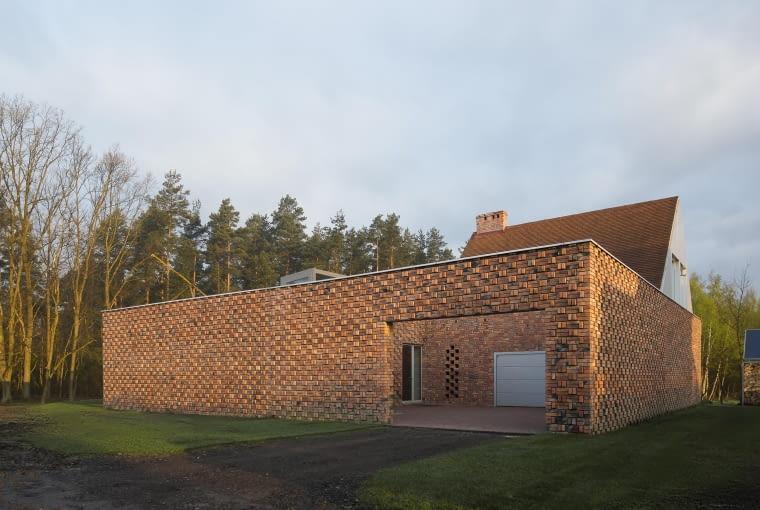 Dom Rudy w Rudach, projekt: Marek Wawrzyniak