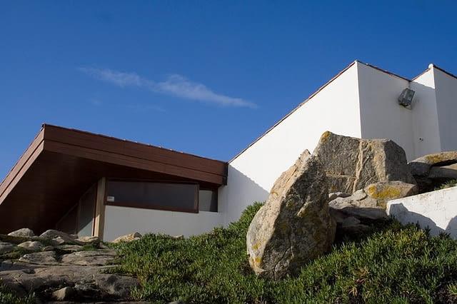 Boa Nova Tea House - jedna z pierwszych realizacji Alvaro Sizy
