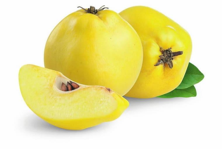 Owoce pigwy pospolitej
