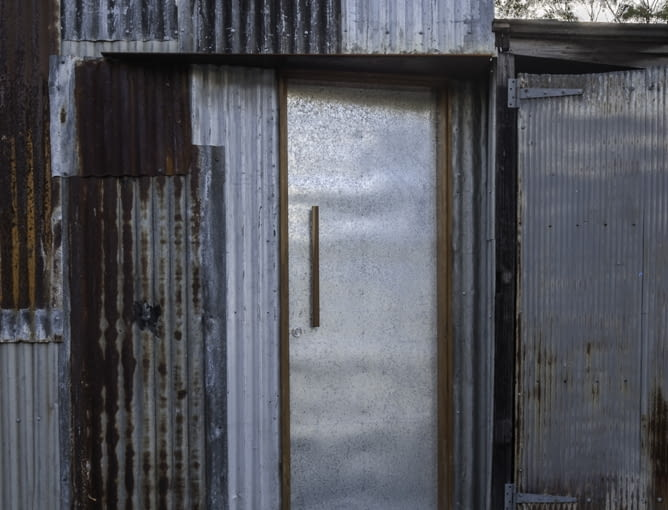 elewacja, recykling, dom, architektura światowa, Australia