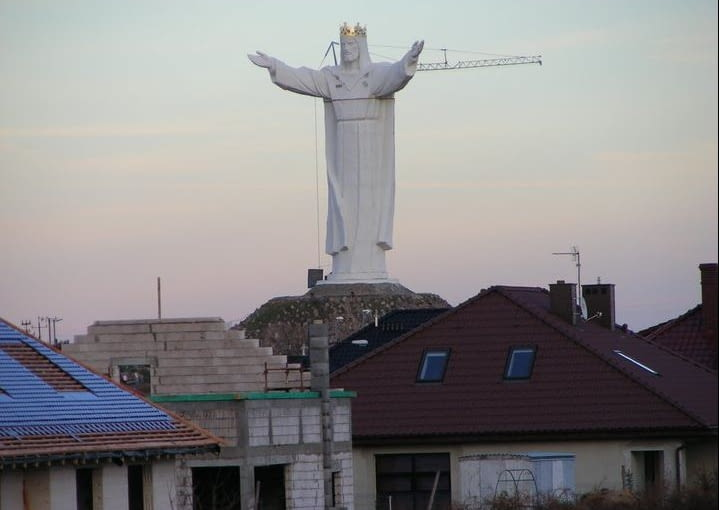 Pomnik Chrystusa Króla w Świebodzinie