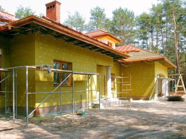 ocieplenie, koszt budowy domu, parametry ścian