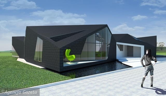 Origami House