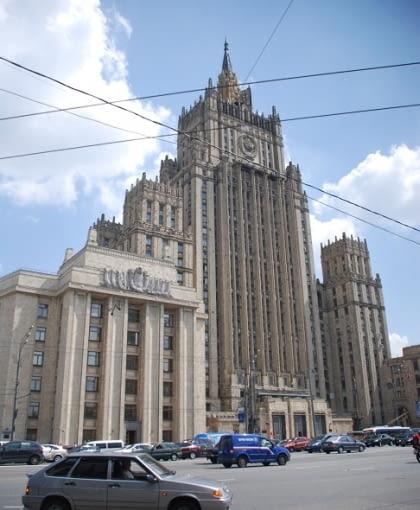 Ministerstwo Spraw Zagranicznych w Moskwie