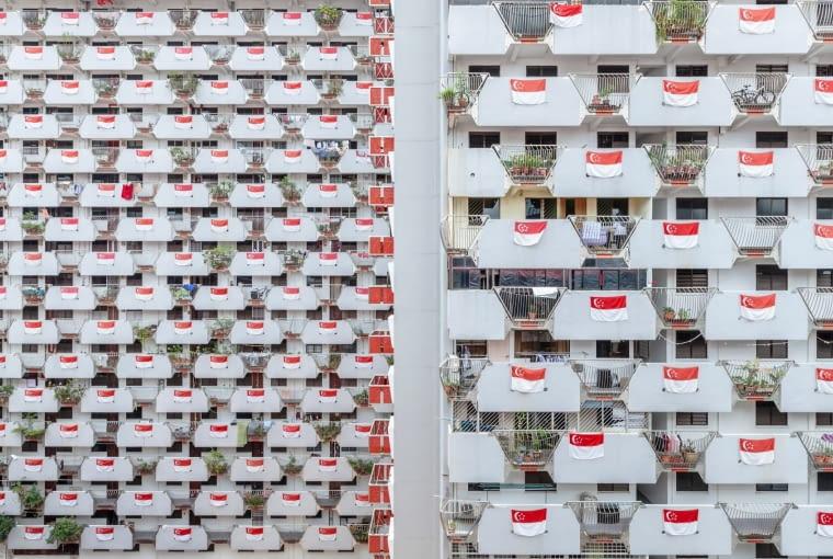 Osiedle Selegie w Singapurze