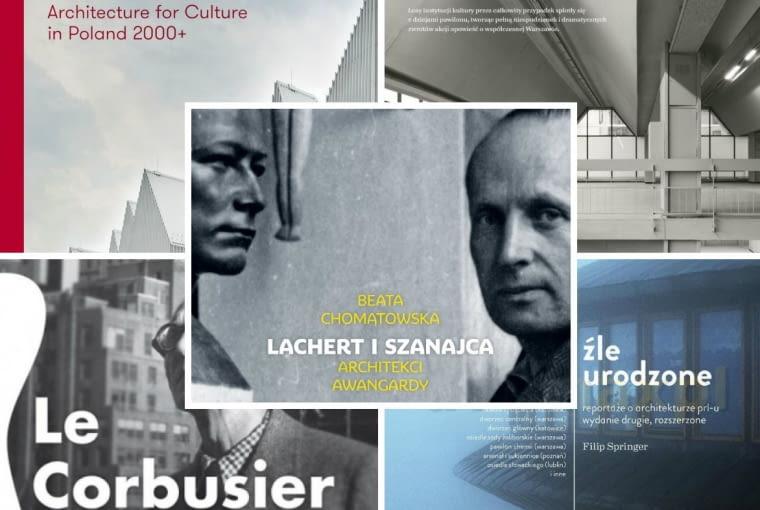 Polecamy książki o architekturze