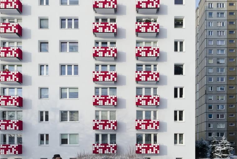 Termomodernizacja bloków w Poznaniu, część I - projekt Ultra Architects